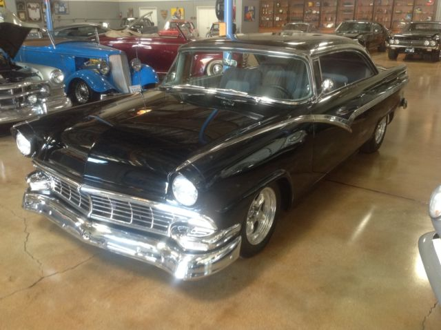 1956 ford fairlane victoria 2 door hardtop for sale ford for 1956 ford fairlane 4 door