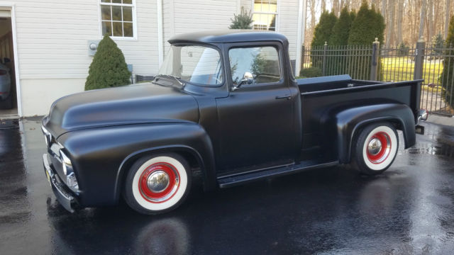 1956 ford pickup f100 big window air ride f 100 antique for 1956 big window ford truck sale