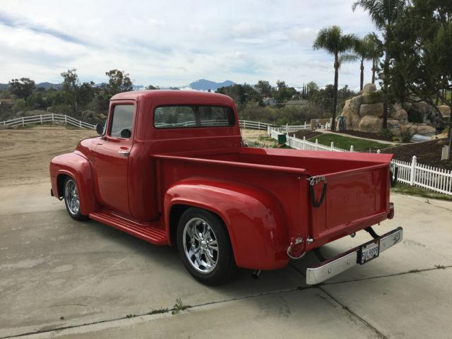 1956 ford pickup for sale i oregon autos post. Black Bedroom Furniture Sets. Home Design Ideas