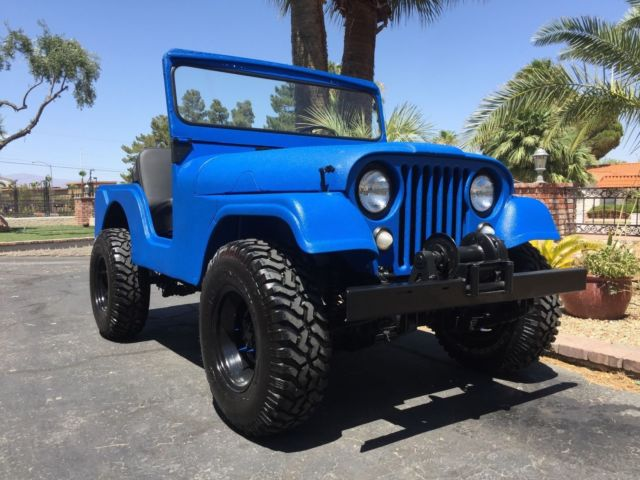 1956 Jeep Willys CJ5 for sale - Jeep CJ 1956 for sale in ...