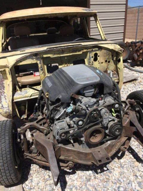 1956 plymouth belvedere 2009 5 7 hemi engine and trans for sale plymouth belvedere 1956 for. Black Bedroom Furniture Sets. Home Design Ideas
