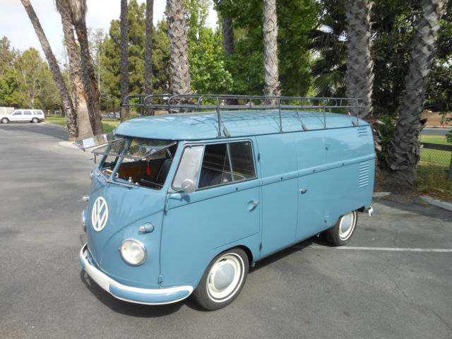 1956 Volkswagen Bus Vanagon Westfalia Camper Box