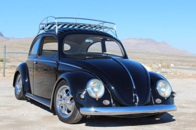 1956 volkswagen oval window beetle custom 1600 body off. Black Bedroom Furniture Sets. Home Design Ideas