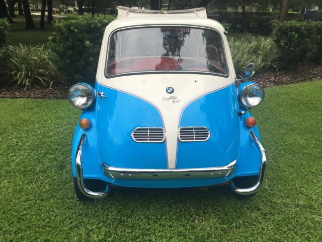 1957 BMW Isetta 300 for sale - BMW Isetta 300 1957 for sale