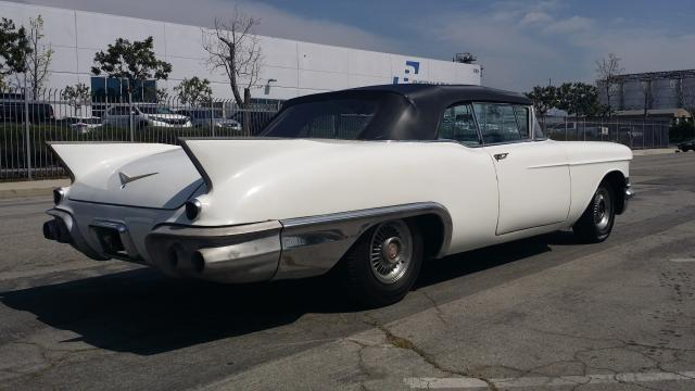 1957 cadillac eldorado biarritz - photo #36