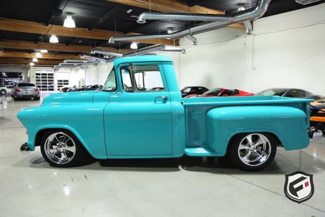 1957 Chevrolet 3100 Custom Pickup, LT4 Corvette Engine