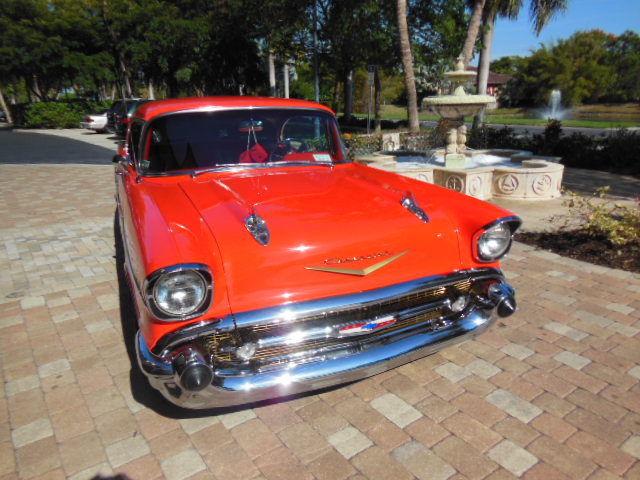 1957 chevrolet bel air restored gorgeous 2 door hardtop for 1957 chevy bel air 4 door hardtop for sale