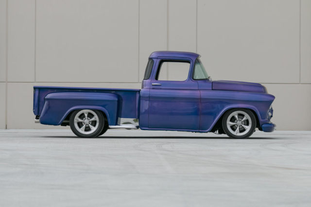 1957 chevrolet big window pickup fuel injected zz4 crate for 1957 chevy big window truck for sale