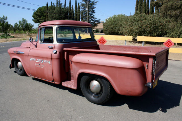 1957 chevrolet big window v8 pickup california truck hot for 1957 chevy big window truck for sale
