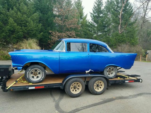 1957 chevy 210 2 door post restoration started complete for 1957 chevy 210 2 door