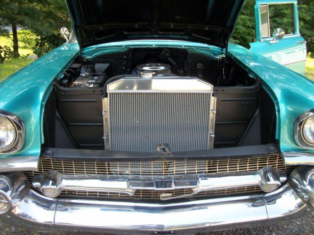 1957 Chevy 210 400 Sb 4 Spd For Sale Chevrolet Bel Air