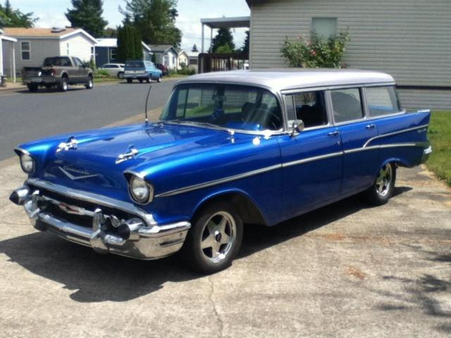 1957 chevy 210 4dr wagon for sale chevrolet bel air 150 210 1957 for sale in aumsville oregon. Black Bedroom Furniture Sets. Home Design Ideas