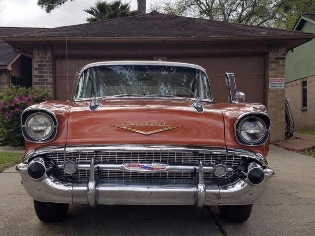 1957 chevy bel air 4 door hardtop for sale chevrolet for 1957 chevy belair 4 door sedan for sale