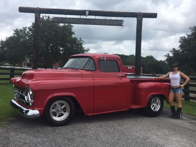 1957 chevy pickup pro street big block 502 for sale chevrolet other pickups 1957 for sale in. Black Bedroom Furniture Sets. Home Design Ideas