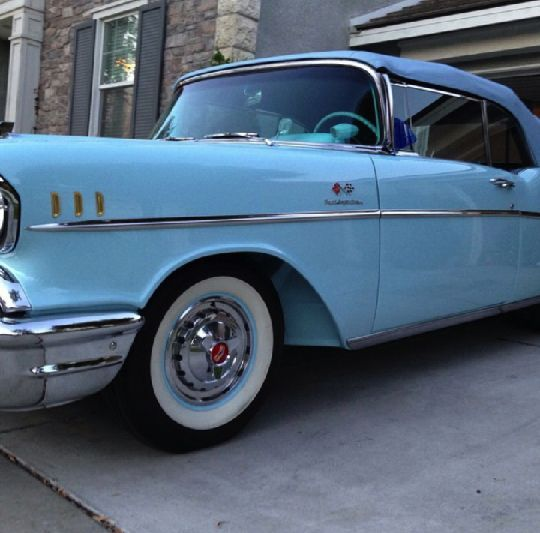 1957 Convertible Bel Air