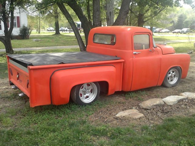 1957 dodge pickup truck custom old school chopped lowered rat rod hot rod for sale dodge. Black Bedroom Furniture Sets. Home Design Ideas