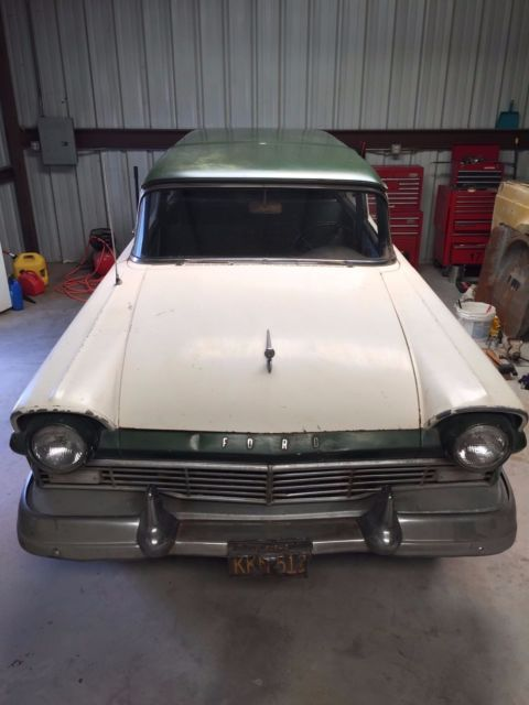 Rust Sheet Metal >> 1957 Ford Del Rio Wagon for sale - Ford Other 1957 for sale in Benson, Arizona, United States