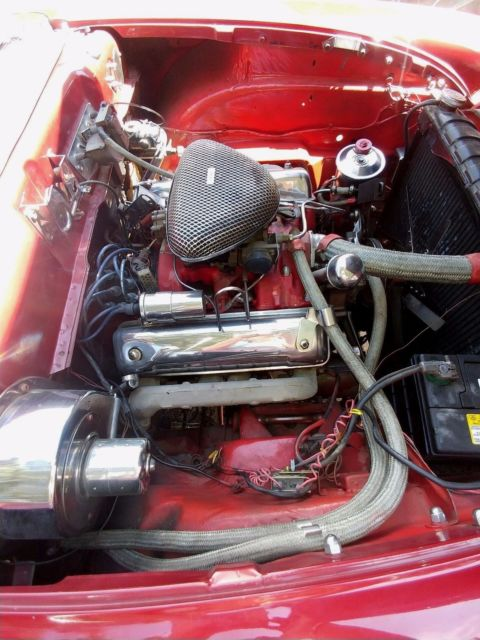 1957 Ford Fairlane Skyliner Hard-Top Conv  Complete Orig
