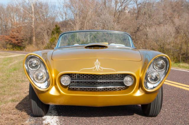 1957 ford thunderbird gas monkey custom for sale ford for Garage ford saint louis