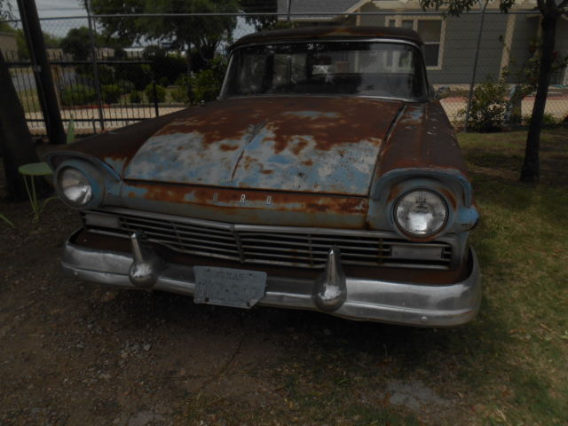 1957 Ford 2 Door Del Rio Ranch Wagon For Sale