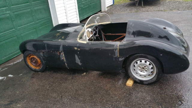 1957 Jabro Mark 1 Crosley Power Sports Car Rare Vintage H