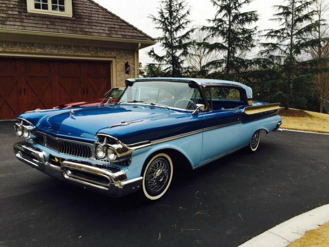 1957 Mercury Montclair Turnpike Cruiser Convertible ...  |1957 Turnpike Cruiser Craigslist
