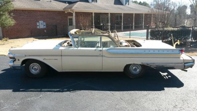 1000+ images about Cars - Mercury on Pinterest | Mercury ...  |1957 Turnpike Cruiser Craigslist