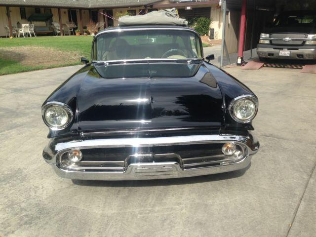 Cars For Sale In Fresno Ca >> 1957 Oldsmobile Golden Rocket 88 2dr htp for sale ...