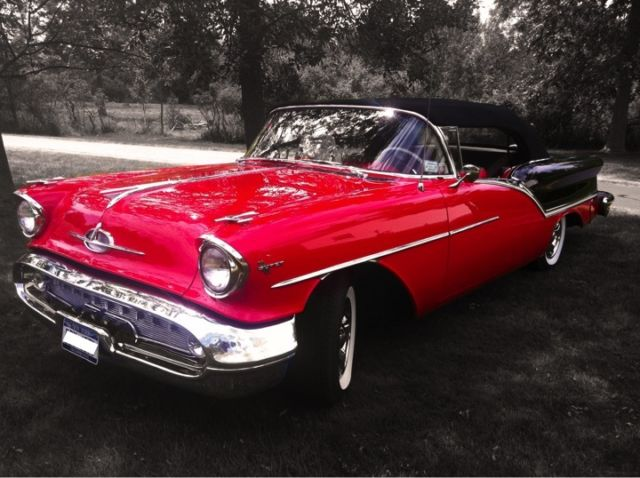 1957 Oldsmobile Super 88 J2 Convertible For Sale