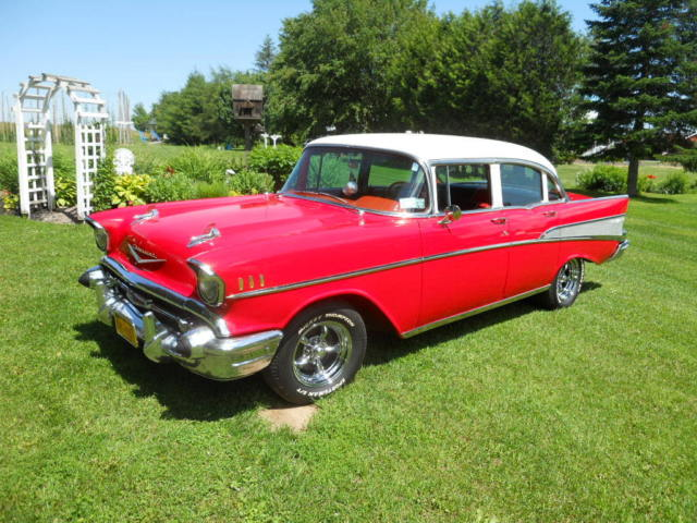 1957 original and restored 4 door belair for sale for 1957 chevy belair 4 door sedan for sale