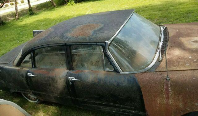 1957 Plymouth Savoy 4-Dr Sedan Parts Car-No Engine-Like