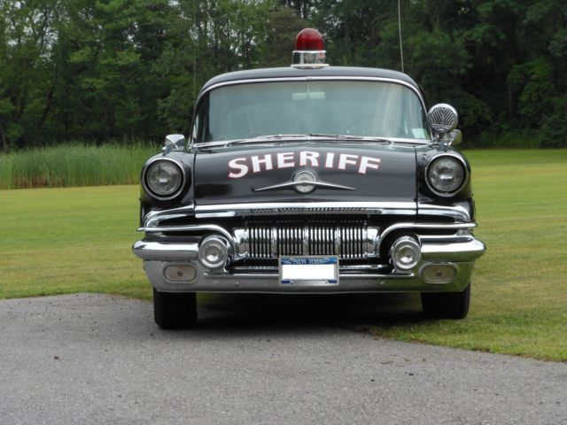 1957 pontiac sheriff car for sale pontiac other 1957 for sale in middleport new york united. Black Bedroom Furniture Sets. Home Design Ideas