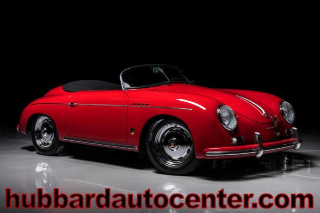 1957 Porsche 356 Speedster Replica Brand New Build W