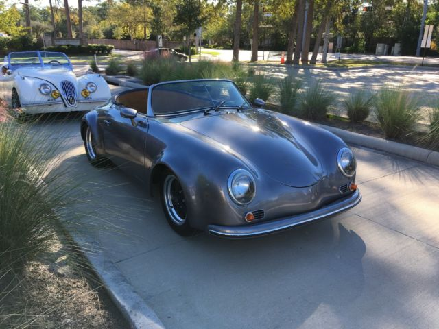 1957 Porsche 356 Speedster Wide Body Replica No Reserve