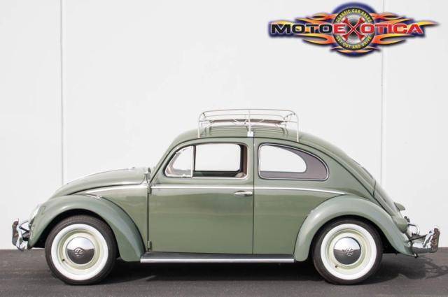 1957 Volkswagen Beetle Quot Oval Window Quot For Sale Volkswagen