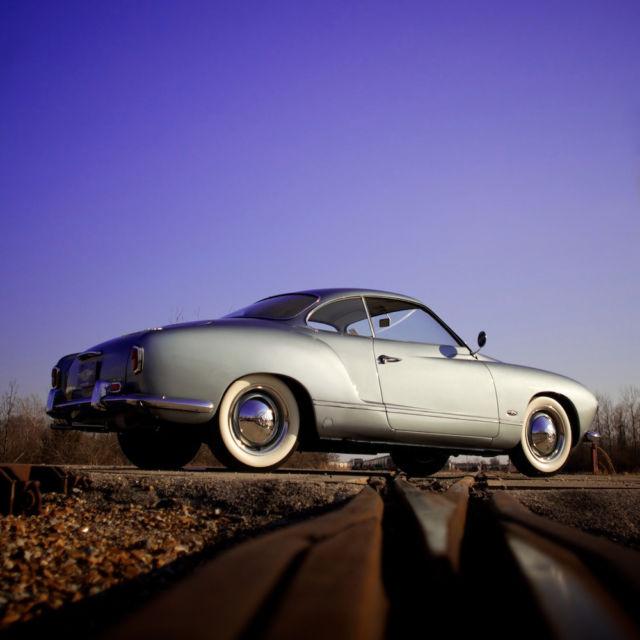1957 Volkswagen Karmann Ghia,full Show Quality Correct