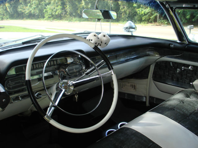 1958 cadillac coupe deville excellent condition for sale cadillac deville 1958 for sale in. Black Bedroom Furniture Sets. Home Design Ideas