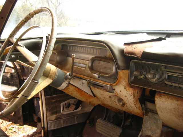 1958 Cadillac Coupe DeVille PARTS OR RESTORATION for sale ...