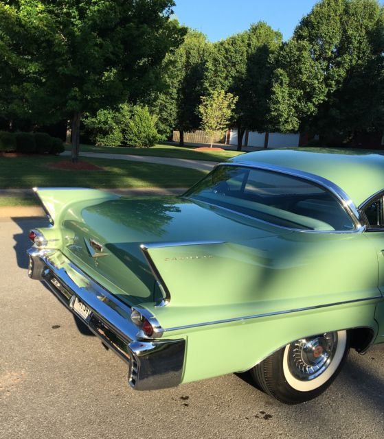 Cadillac V Series For Sale: 1958 CADILLAC SERIES 62 4 DOOR HARDTOP For Sale