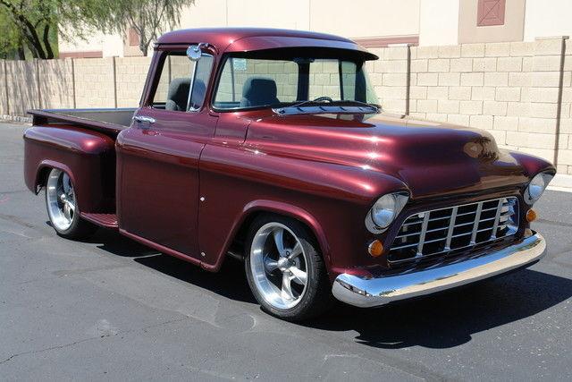 1958 chevrolet truck   tilt front end   cold a/c   arizona truck  !! make  offer