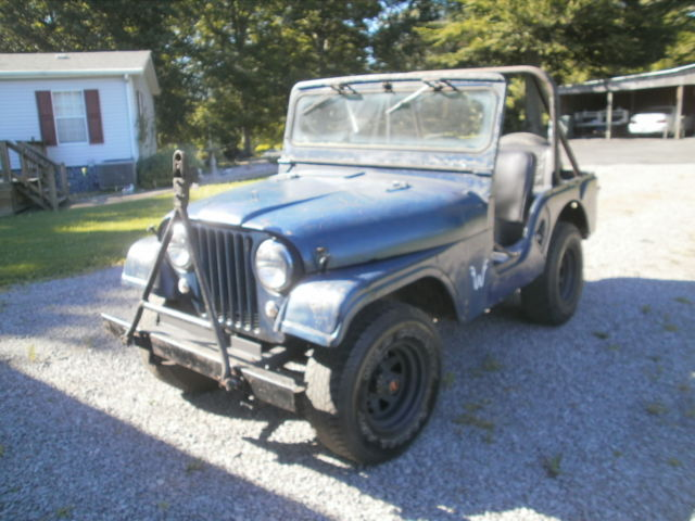 1958 cj5 willys jeep for sale willys cj5 1958 for sale in scottsville kentucky united states. Black Bedroom Furniture Sets. Home Design Ideas