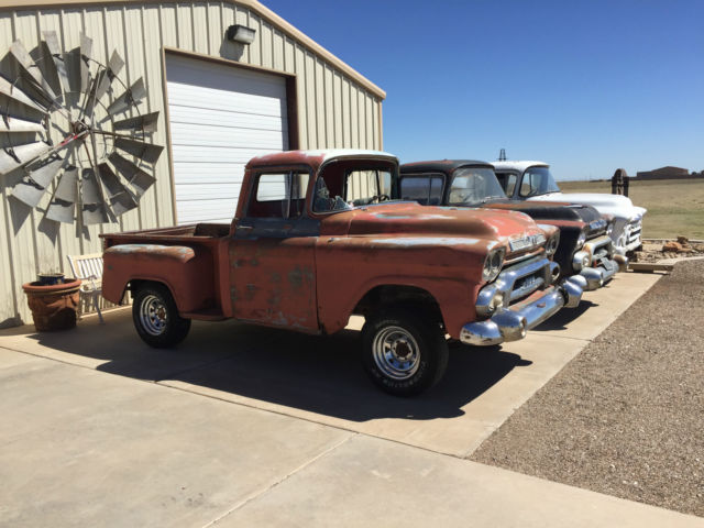 1958 gmc 100 deluxe for sale gmc 100 1958 for sale in clovis new mexico united states. Black Bedroom Furniture Sets. Home Design Ideas