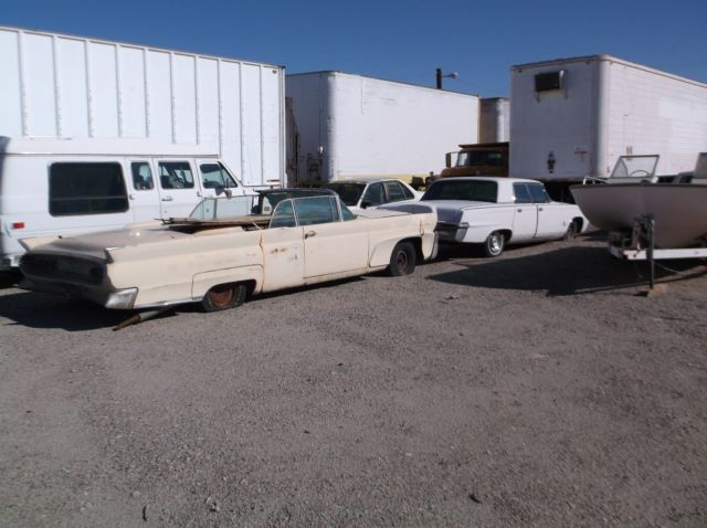 1958 lincoln continental mark iii convertible project car for restoration for sale lincoln. Black Bedroom Furniture Sets. Home Design Ideas