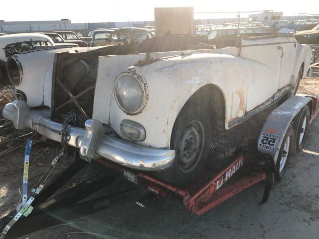 1958 mercedes mercades benz 300 d 4 door hardtop parts or for Mercedes benz classic car parts