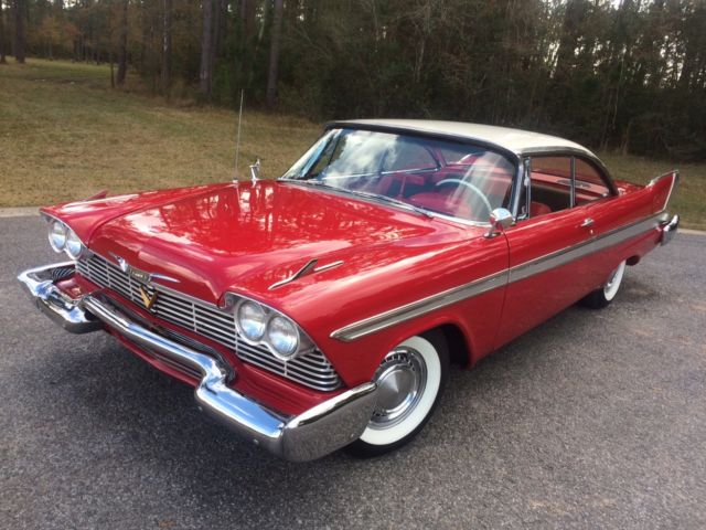 1958 Plymouth Belvedere Fury Savoy Christine Replica