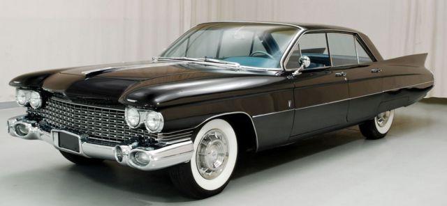 1959 Cadillac Eldorado Brougham Older Restored Frame Off Nut And