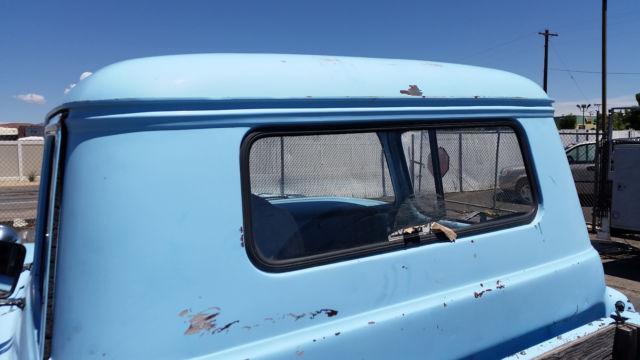 1959 Chevrolet Apache 3100 NAPCO 4x4 for sale - Chevrolet Other