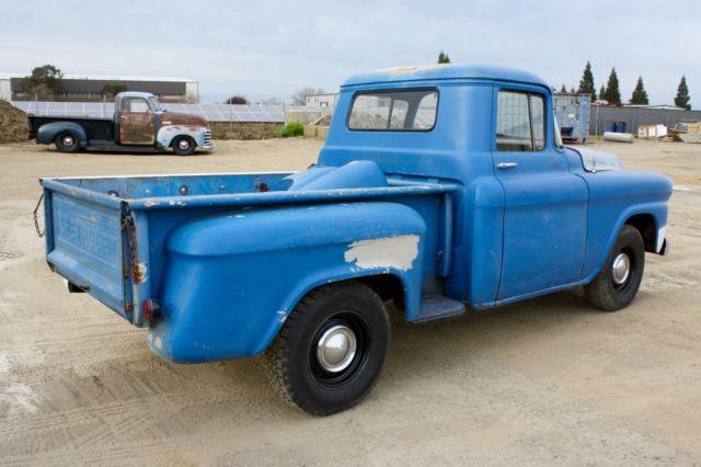 1959 chevrolet apache v8 california truck for sale chevrolet other pickups apache 1959 for. Black Bedroom Furniture Sets. Home Design Ideas