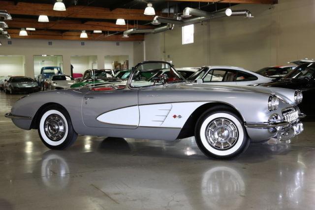 1959 chevrolet corvette 43088 miles 8 cylinder engine for sale chevrolet corvette 1959 for. Black Bedroom Furniture Sets. Home Design Ideas