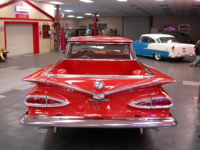 Cars For Sale Craigslist Alabama: 1959 Chevrolet El Camino Impala For Sale